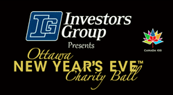 New Years Ball 2018 Logo
