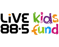 Live 88.5 Kids Fund Logo