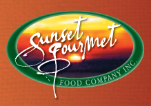 Sunset Gourmet Logos
